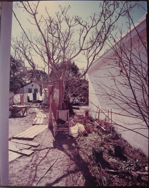 Stephen Shore, 'Backyard off US 98, Apalachacola, FL', 1976, Jackson Fine Art