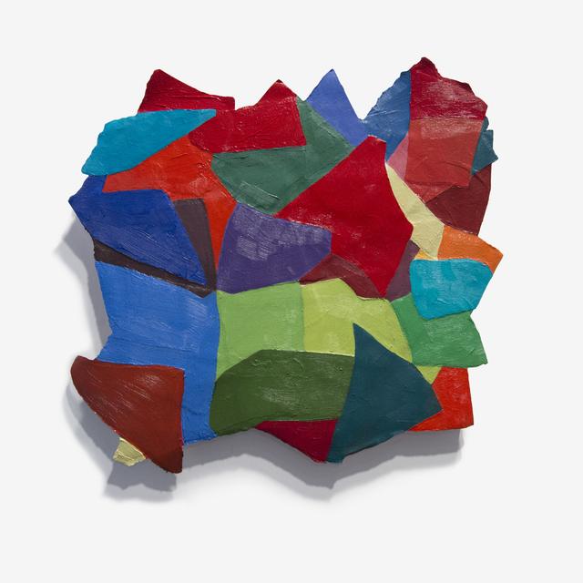 , 'POPROCK 4291,' 2016, Mobilia Gallery