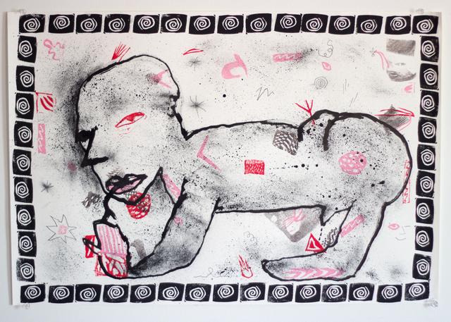 Olivia Gibb, 'Junkyard Dog', 2015, Cerbera Gallery