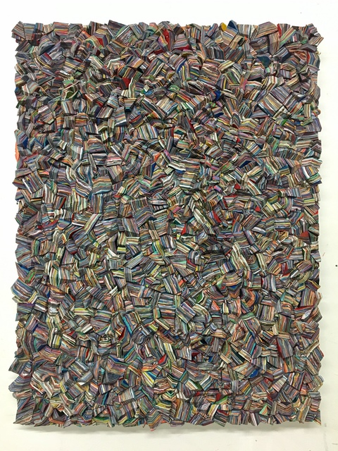 , 'The Rainbow's End and All of the Plastic in Between #17,' 2017, OTTO ZOO