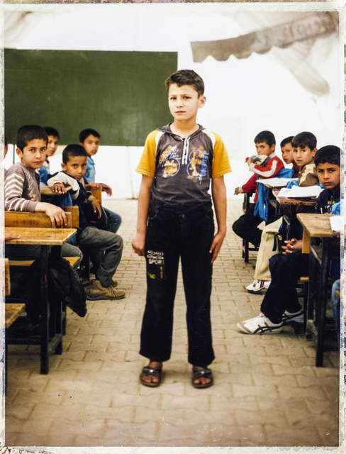 , 'Soliman's Tent 27,' 2014-2015, Hafez Gallery