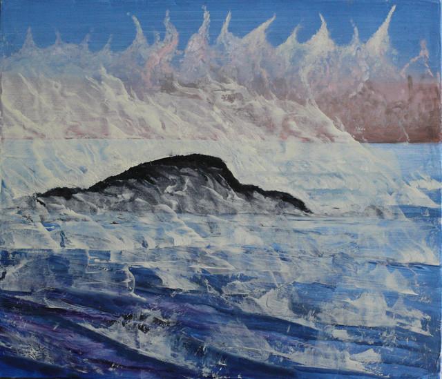 , 'Steaming Ocean,' 2015, Gallery NAGA