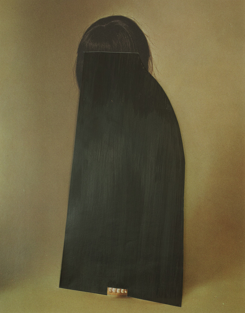, 'Untitled (Girl with black veil),' 2016, The Ravestijn Gallery