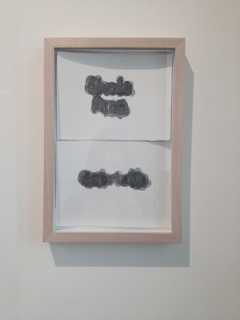 , ' Shola Ama/Gabrielle,' 2001, APALAZZOGALLERY