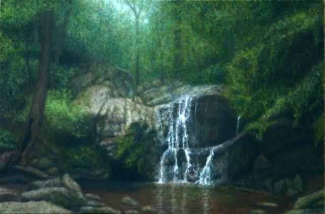 , 'Peeperkorn's Ravine,' , Zenith Gallery