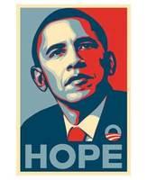 Shepard Fairey, Obama Hope Paster