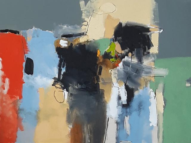 Jean-Francois Provost, 'Empreinte 3', 2019, Newzones