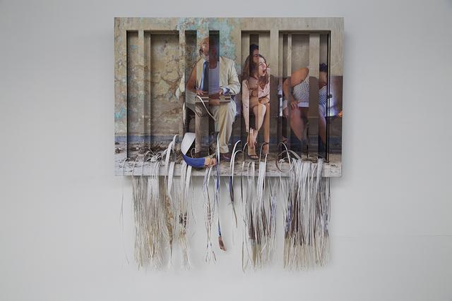 , 'LA ESPERA de la serie Otras Multitudes,' 2016, Ricardo Reyes