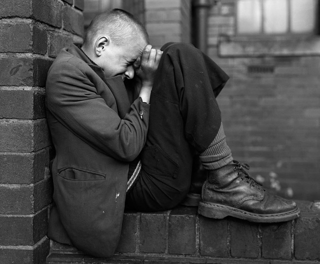 , 'Youth on Wall, Jarrow, Tyneside, UK,' 1976, Eric Franck Fine Art