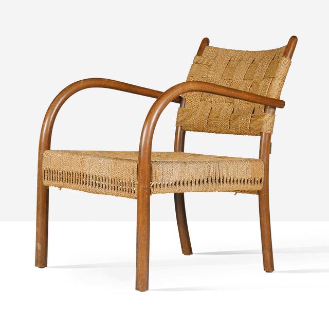 Karl Schrøder, 'Lounge chair', 1938, Aguttes