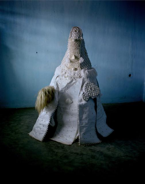 , 'Igbalé irin n'la Alabèbè Blanc,' 2010, Mariane Ibrahim Gallery