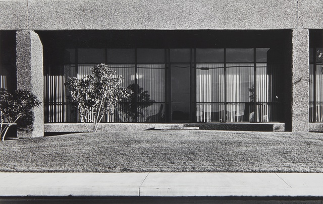Lewis Baltz, 'New Industrial Parks #41: North Wall, General Offices, RB Furniture, 2323 Southeast Main Street, Santa Ana', 1974, Sotheby's