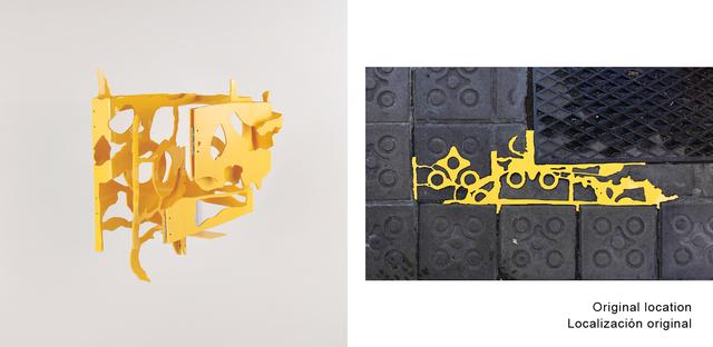 , 'Carrer de Roselló, 436. Barcelona, Spain,' 2015, N2 Galería