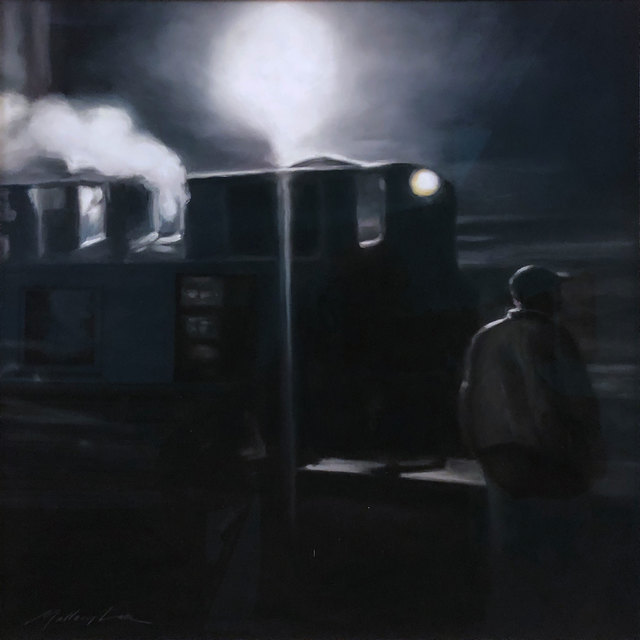 , 'Night Watch,' , William Baczek Fine Arts