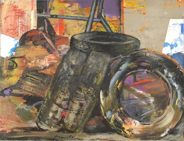 Franta, 'Petite casse', ca. 2010, Galerie Capazza