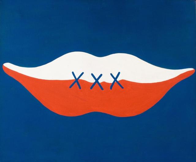 , 'The Smile or Thirty Years, Ha, Ha, Ha,' 1974, Biuro Wystaw
