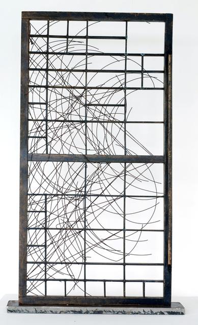 , ' Cajón tipográfico intervenido III,' 2012, Piero Atchugarry Gallery