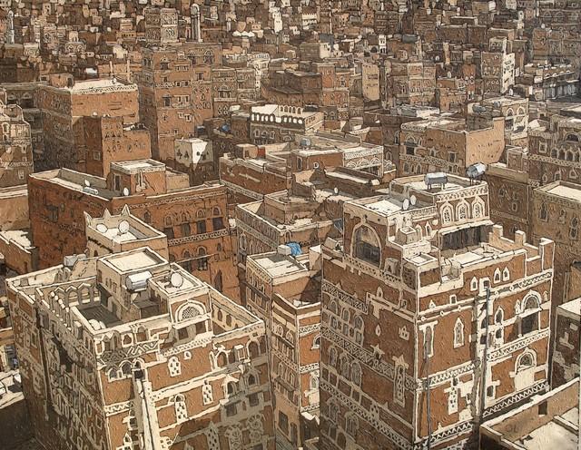 , 'Sanaa,' 2016, galerie bruno massa