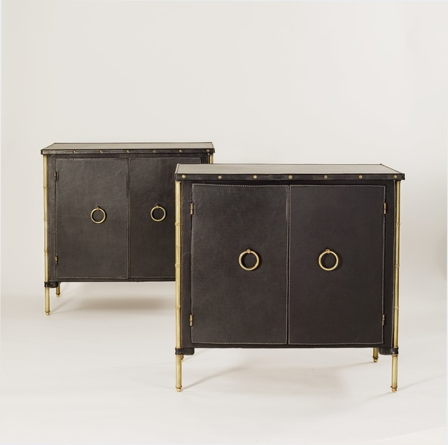 , 'Pair of Cabinets,' ca. 1950, Susan Weber Collection