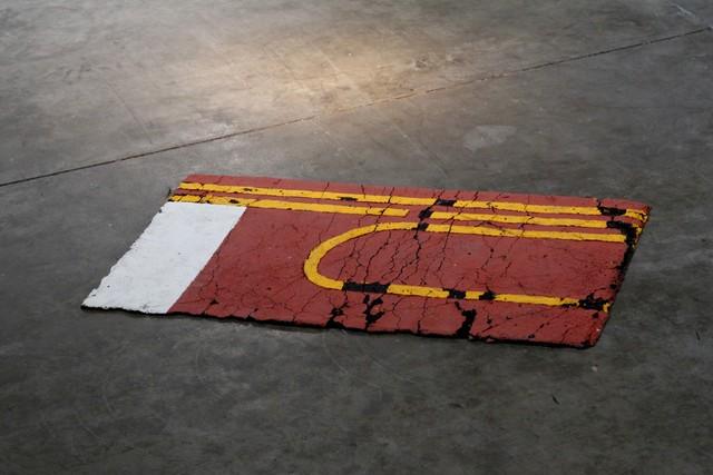 , 'Extinçao de território,' 2013, Baró Galeria