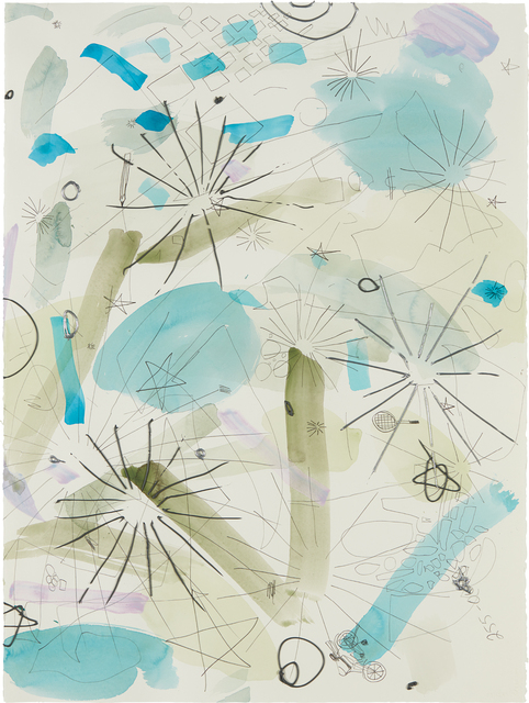 Laura Owens, 'Untitled', 1999, Phillips