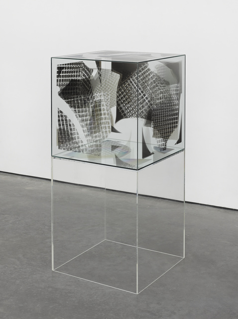 , 'Cube 24-2-92,' 1992, White Cube