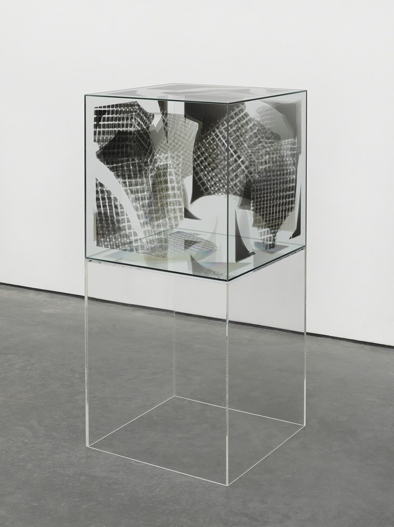 Larry Bell, 'Cube 24-2-92,' 1992, White Cube