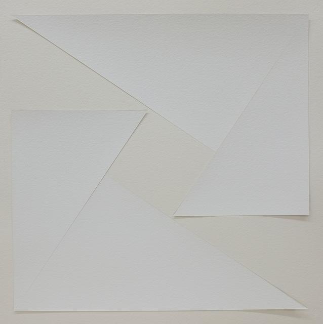 , 'Papelesquema (Clark) II,' 2015, Galeria Leme
