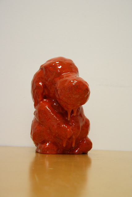 , 'Slag Baby (Red Dog),' 2016, Turner Carroll Gallery