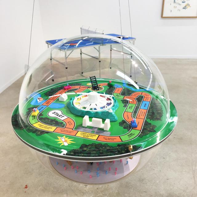 , 'Game of Life,' 2016, Fabien Castanier Gallery
