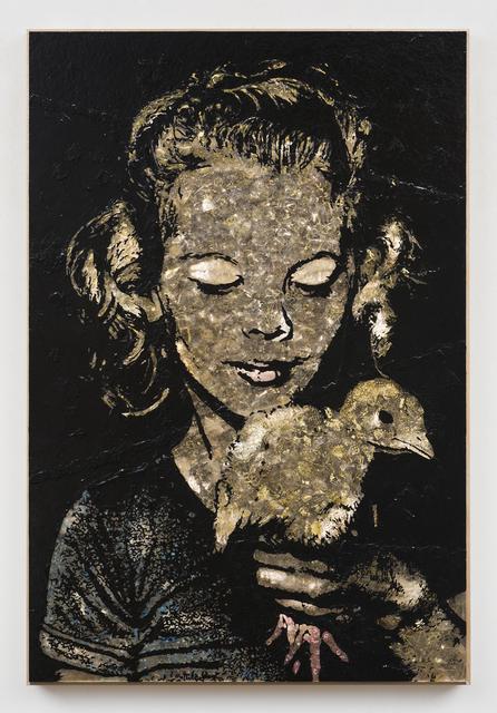 , 'Chick,' 2016, Galerie Lelong & Co.