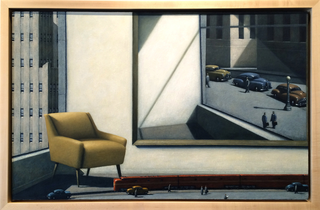 Michael Chapman, 'The Lovely Metropolis', 2017, ARCADIA CONTEMPORARY
