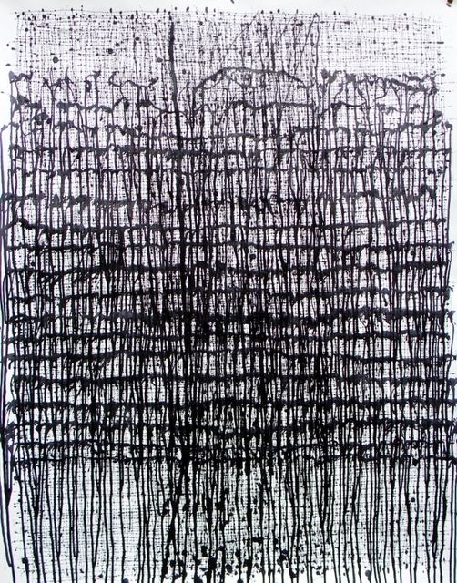 , 'Curtain,' ca. 2015, The Drawing Works