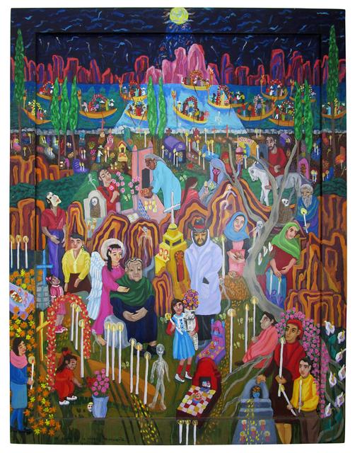 , 'Dia de los Muertos,' 1996, JAYJAY