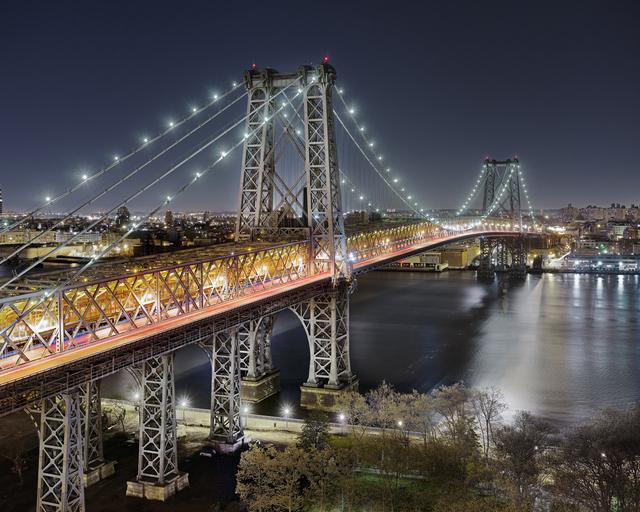 , 'Williamsburg Bridge, New York,' 2011, Laurence Miller Gallery