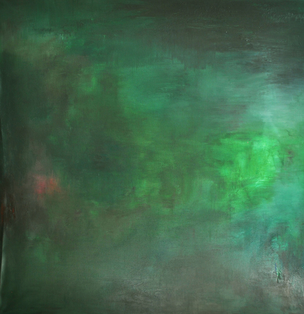 MD Tokon, 'Northern light 2', 2018, Painting, Acrylic on Canvas, Isabella Garrucho Fine Art