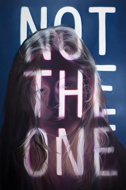 , 'Not the One,' 2014, Neubacher Shor Contemporary