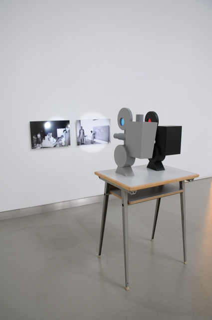 Ângela Ferreira, 'Study for Monument to Jean Rouch's Super 8 film workshops in Mozambique (nr.2)', 2012, Galeria Filomena Soares