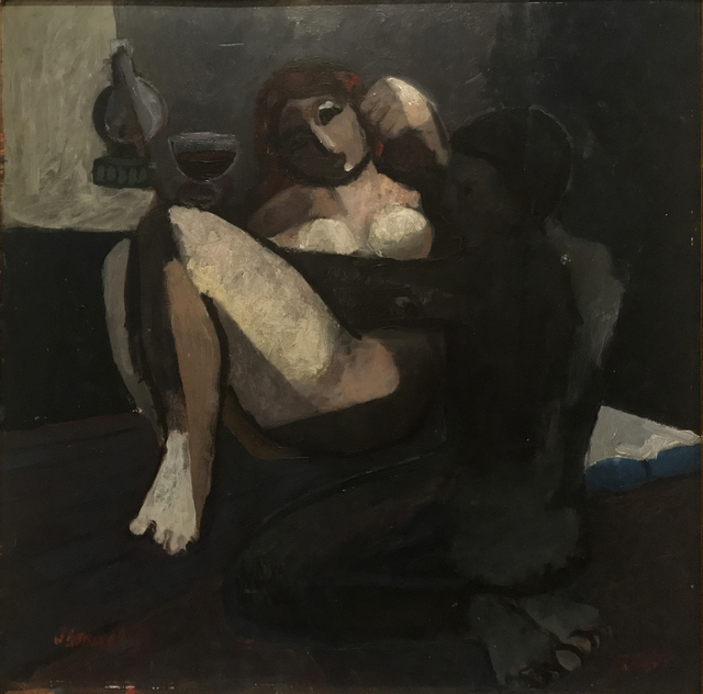, 'Untitled (Nude),' 1961, Meem Gallery
