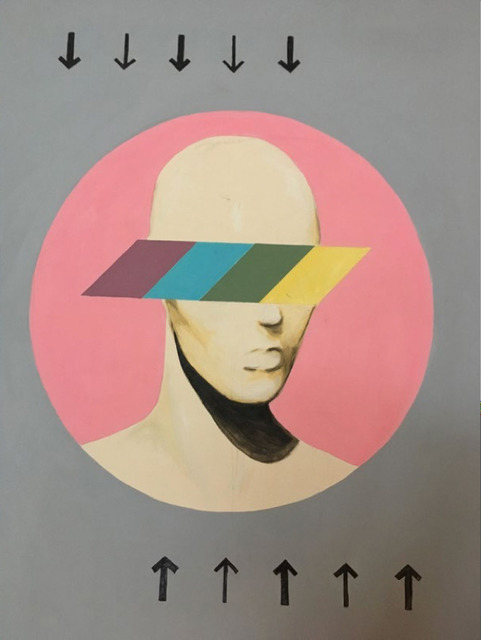 , 'Focus 1,' 2011, Art Jed Gallery