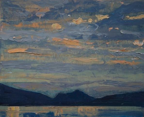Herald Nix, 'Untitled (Sushwap Lake, B.C.) #11', 2017, Wilding Cran Gallery