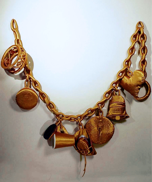 , 'Gold Charm Bracelet II,' 2005, Modern West Fine Art