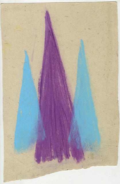 Hannah Luxton, 'Trinity Study I & II', 2015, JGM Gallery