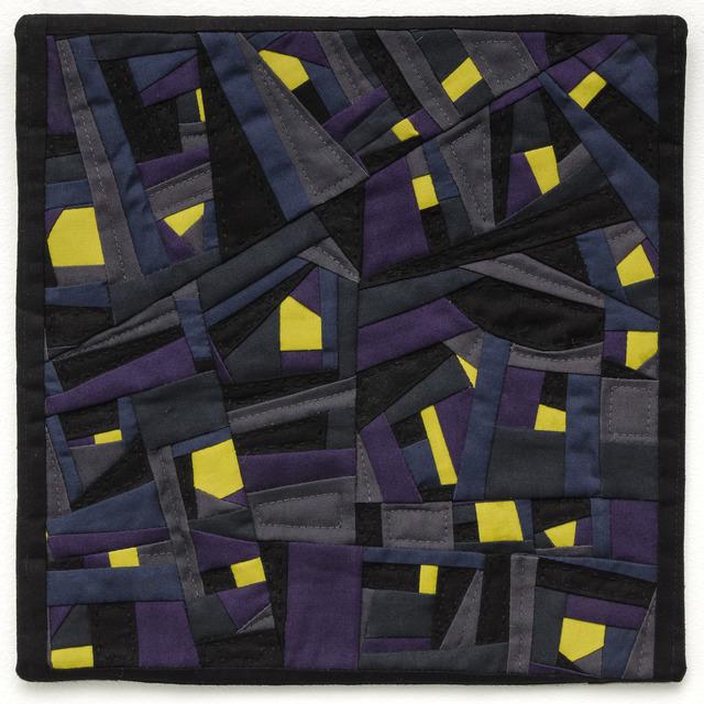 , 'Fractured,' 2017, Coagula Curatorial