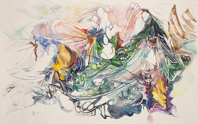 , 'Torbellino XI,' 2016, OSME Gallery