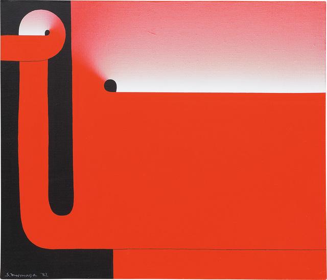Sadamasa Motonaga, 'Untitled', 1982, Phillips