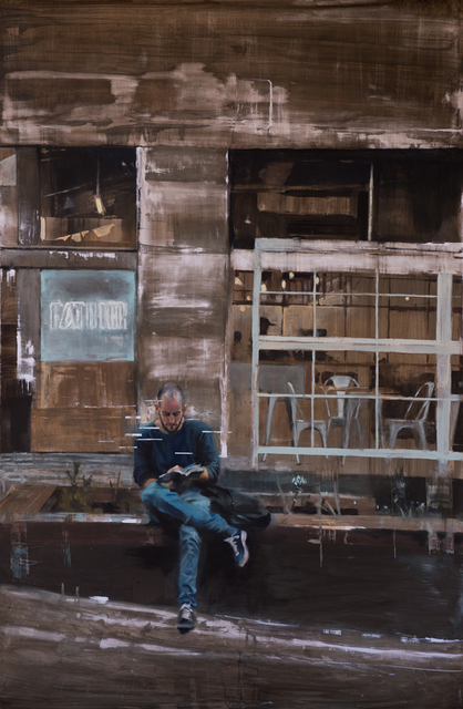 , 'Be Still   Aftermath,' 2016, 99 Loop Gallery
