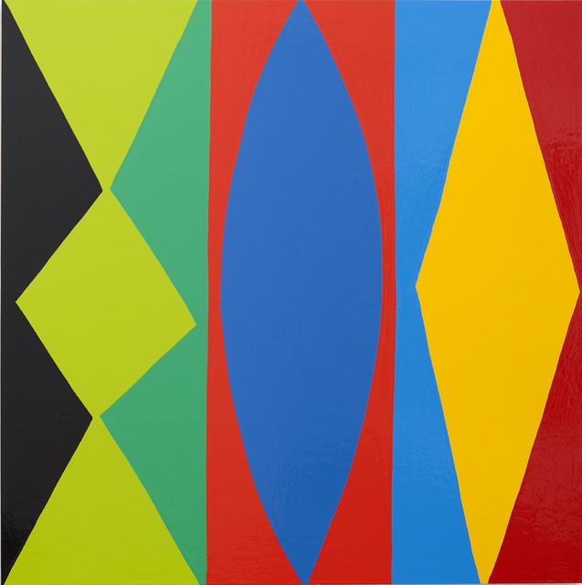 , '25 Rabbit,' 2012, Rosamund Felsen Gallery
