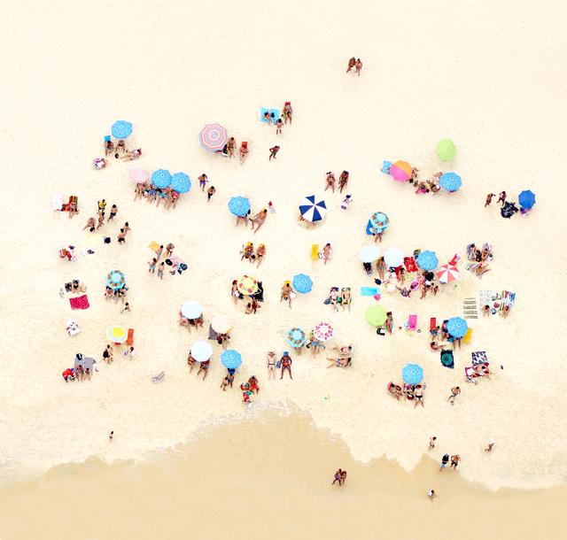 , 'Sunbathers of Copacabana III,' 2016, Newzones
