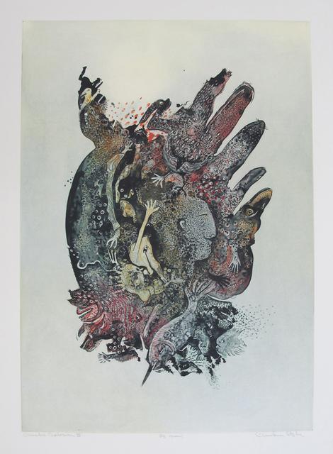 , 'Genetic Explosion II,' 2015, SHIM Art Network